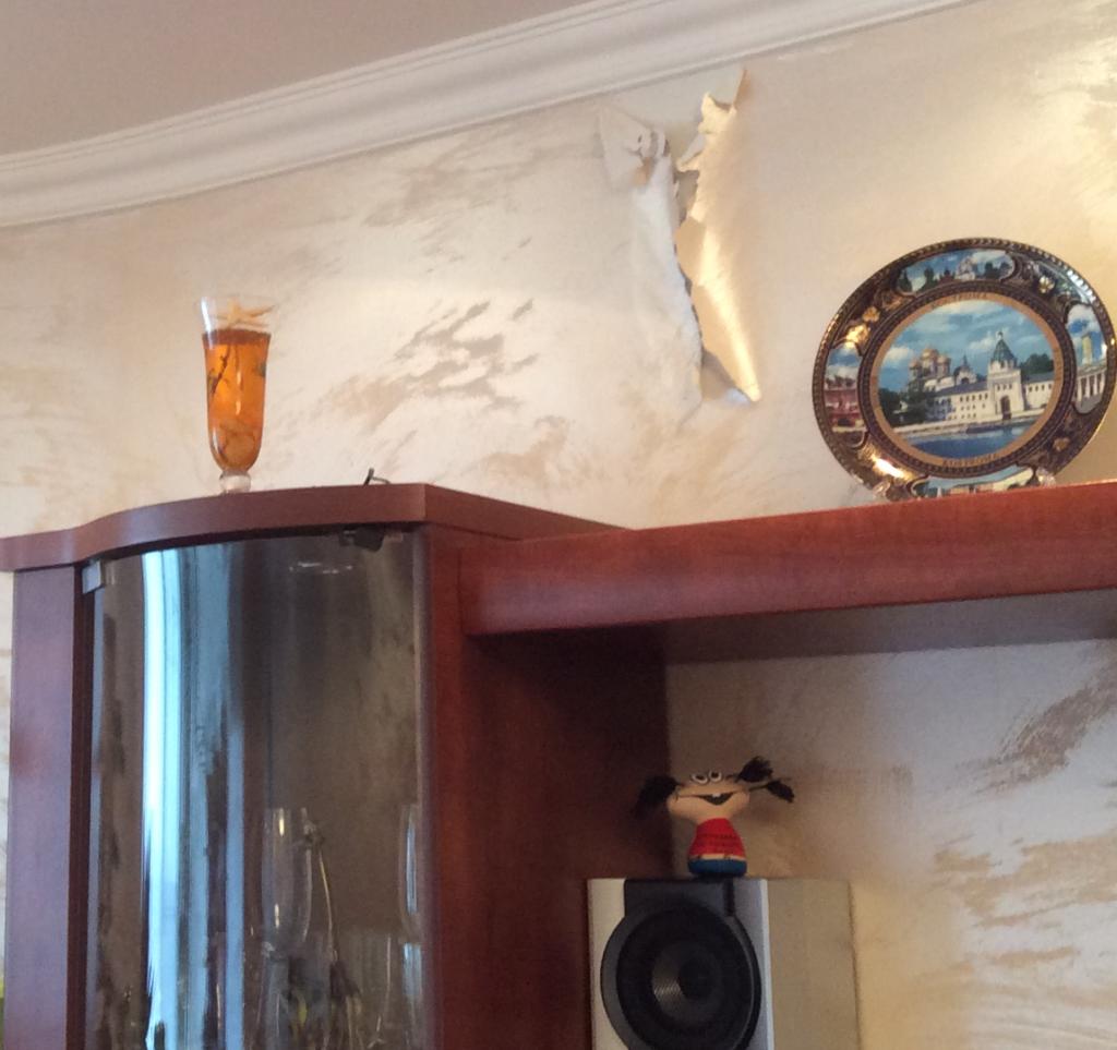 затопили соседи москва на